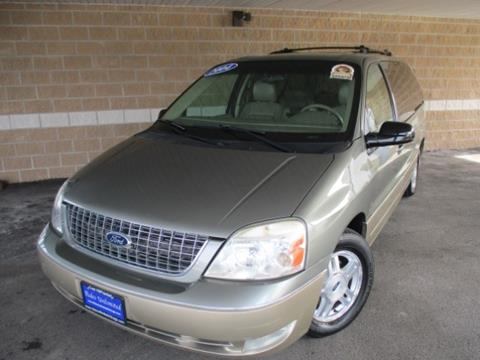 2004 Ford Freestar