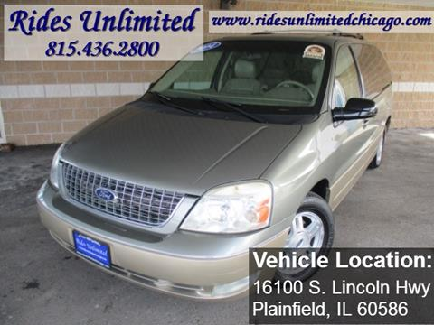 2004 Ford Freestar for sale in Crest Hill, IL