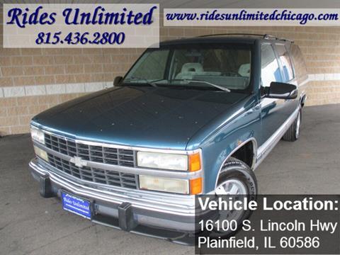 1993 Chevrolet Suburban for sale in Crest Hill, IL
