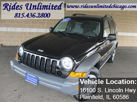 2007 Jeep Liberty for sale in Crest Hill, IL