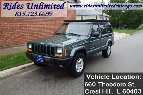 2000 Jeep Cherokee for sale in Crest Hill, IL