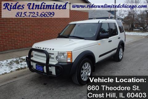 2005 Land Rover LR3 for sale in Crest Hill, IL