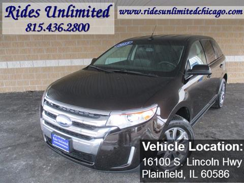 2013 Ford Edge for sale in Crest Hill, IL