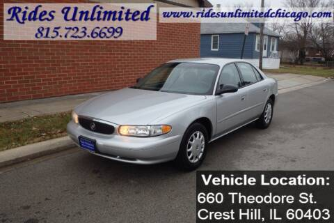 2003 Buick Century for sale in Crest Hill, IL
