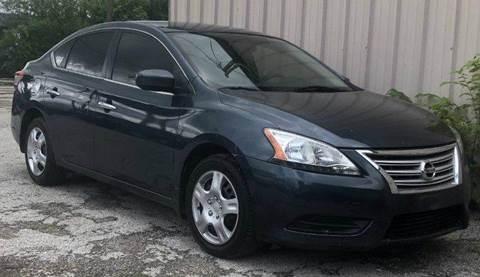 2014 Nissan Sentra for sale in Dallas, TX