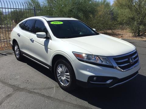 2015 Honda Crosstour for sale in Tucson, AZ