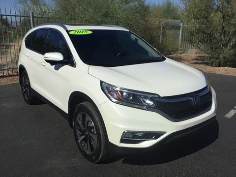 2015 Honda CR-V for sale in Tucson, AZ