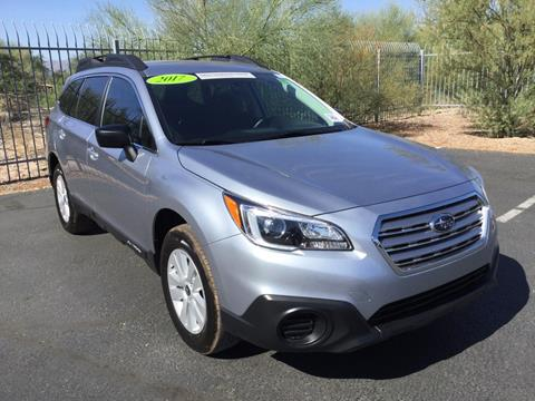 2017 Subaru Outback for sale in Tucson, AZ