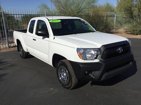 2015 Toyota Tacoma for sale in Tucson, AZ