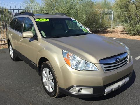 2010 Subaru Outback for sale in Tucson, AZ