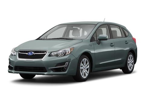 2015 Subaru Impreza for sale in Tucson, AZ