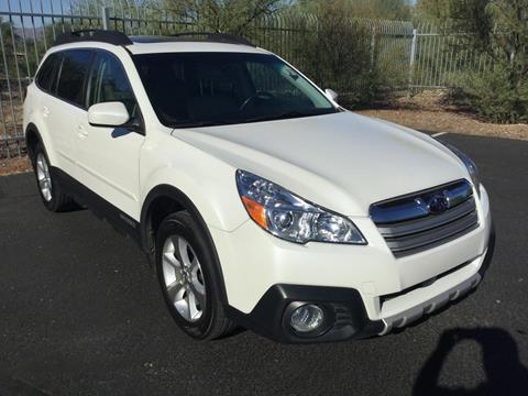 2014 Subaru Outback for sale in Tucson, AZ