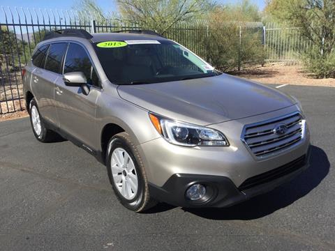 2015 Subaru Outback for sale in Tucson, AZ