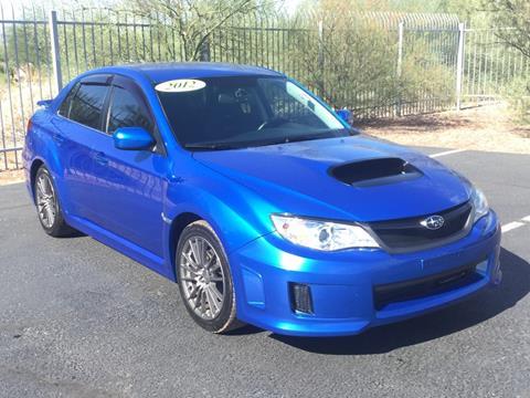 2012 Subaru Impreza for sale in Tucson, AZ