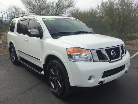 2014 Nissan Armada for sale in Tucson, AZ