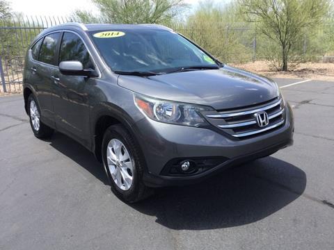 2014 Honda CR-V for sale in Tucson, AZ