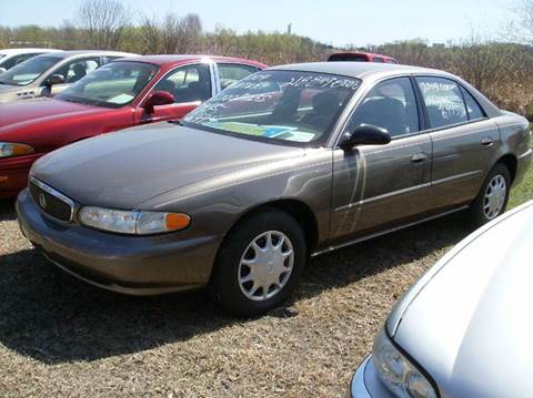 2004 Buick Century for sale at Wayne Taylor Auto Sales in Detroit Lakes MN