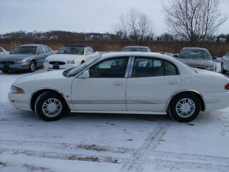 2005 Buick LeSabre for sale at Wayne Taylor Auto Sales in Detroit Lakes MN