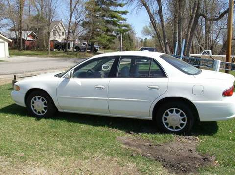 2005 Buick Century for sale at Wayne Taylor Auto Sales in Detroit Lakes MN