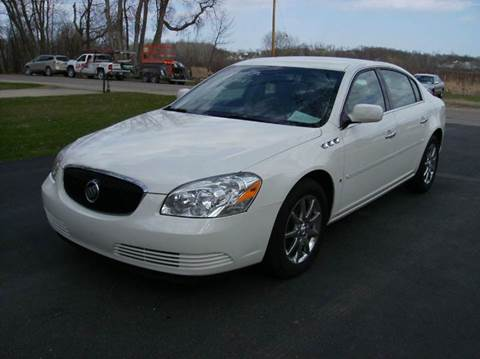 2007 Buick Lucerne for sale at Wayne Taylor Auto Sales in Detroit Lakes MN