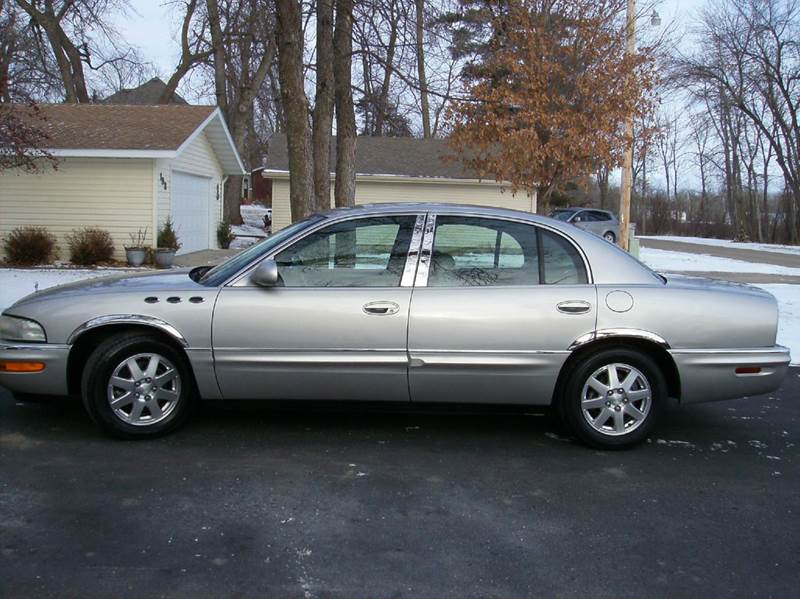 2005 Buick Park Avenue for sale at Wayne Taylor Auto Sales in Detroit Lakes MN