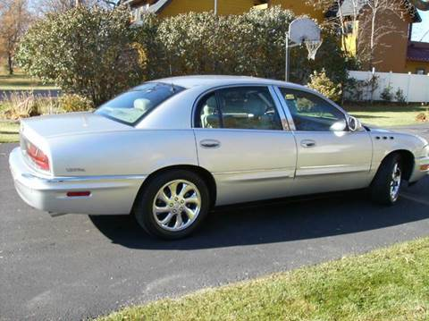 2003 Buick Park Avenue for sale at Wayne Taylor Auto Sales in Detroit Lakes MN