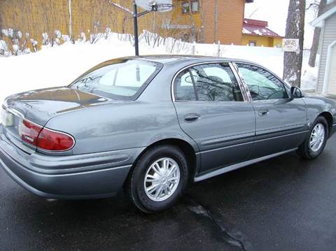 2004 Buick LeSabre for sale at Wayne Taylor Auto Sales in Detroit Lakes MN