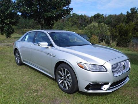 2019 Lincoln Continental for sale in Saint Augustine, FL
