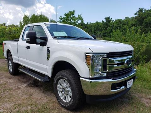 2018 Ford F-250 Super Duty for sale in Saint Augustine, FL