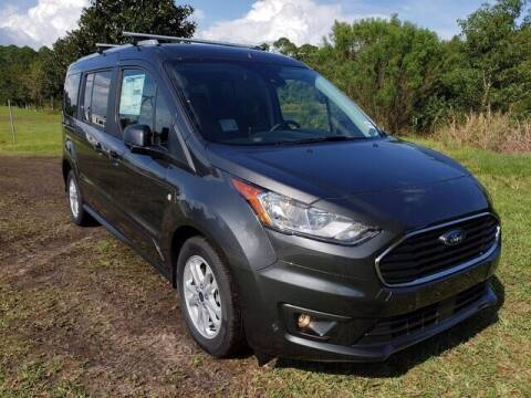 2020 Ford Transit Connect Wagon for sale at BOZARD FORD Lincoln in Saint Augustine FL