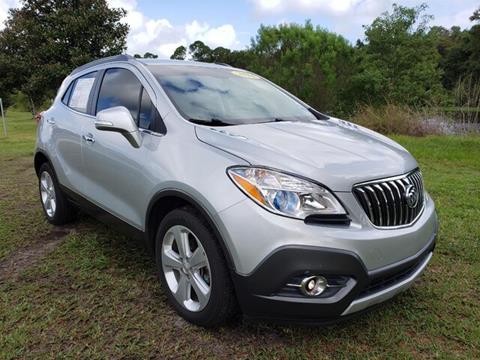 2016 Buick Encore for sale in Saint Augustine, FL