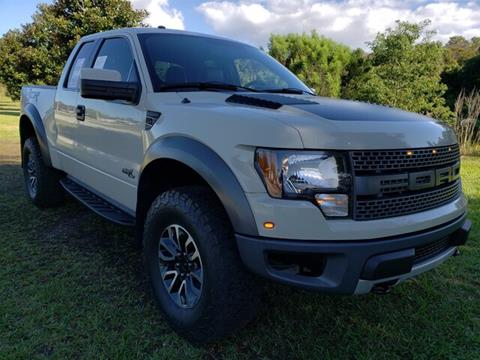 2013 Ford F-150 for sale in Saint Augustine, FL