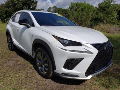2019 Lexus NX 300 for sale in Saint Augustine, FL