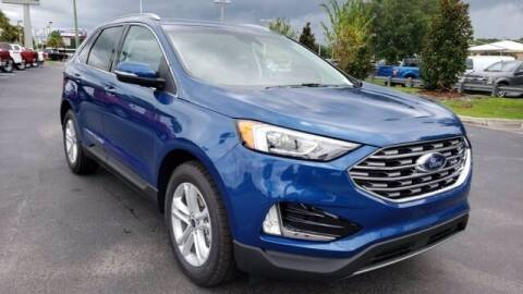 2020 Ford Edge for sale at BOZARD FORD Lincoln in Saint Augustine FL