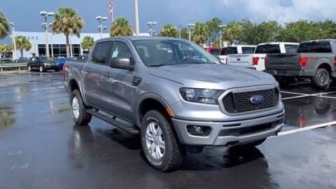 2020 Ford Ranger for sale at BOZARD FORD Lincoln in Saint Augustine FL