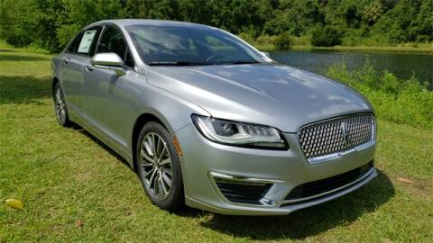 2020 Lincoln MKZ for sale at BOZARD FORD Lincoln in Saint Augustine FL