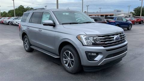 2020 Ford Expedition for sale at BOZARD FORD Lincoln in Saint Augustine FL