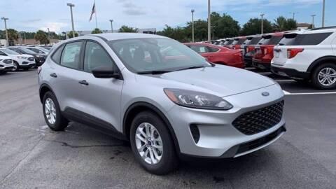 2020 Ford Escape for sale at BOZARD FORD Lincoln in Saint Augustine FL