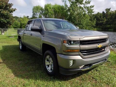 2017 Chevrolet Silverado 1500 for sale at BOZARD FORD Lincoln in Saint Augustine FL