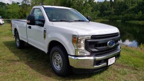 2020 Ford F-250 Super Duty for sale at BOZARD FORD Lincoln in Saint Augustine FL
