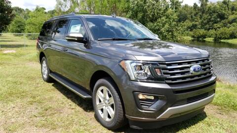 2020 Ford Expedition MAX for sale at BOZARD FORD Lincoln in Saint Augustine FL