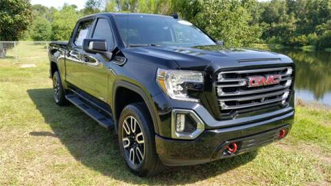 2019 GMC Sierra 1500 for sale at BOZARD FORD Lincoln in Saint Augustine FL