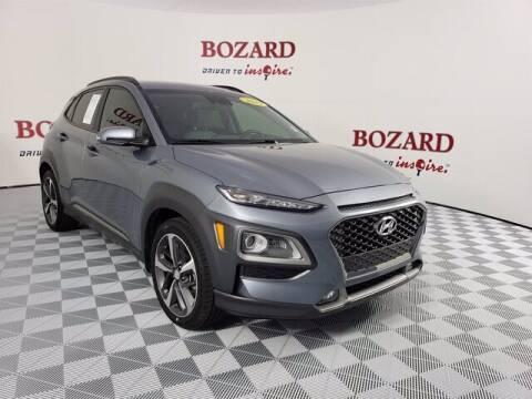2019 Hyundai Kona for sale at BOZARD FORD Lincoln in Saint Augustine FL