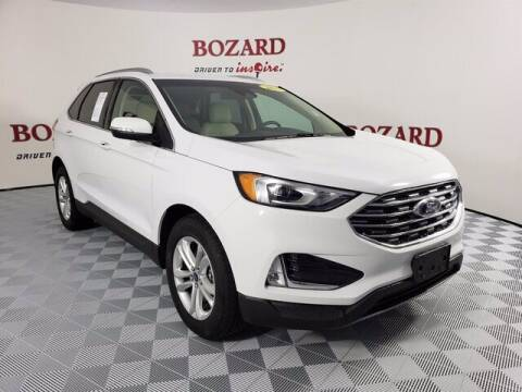 2019 Ford Edge for sale at BOZARD FORD Lincoln in Saint Augustine FL