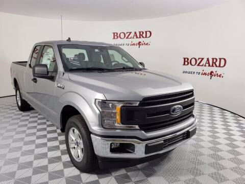 2020 Ford F-150 for sale at BOZARD FORD Lincoln in Saint Augustine FL