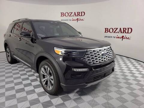 2020 Ford Explorer for sale at BOZARD FORD Lincoln in Saint Augustine FL