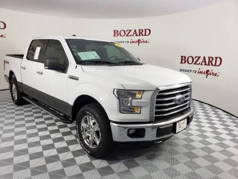 2016 Ford F-150 for sale at BOZARD FORD Lincoln in Saint Augustine FL