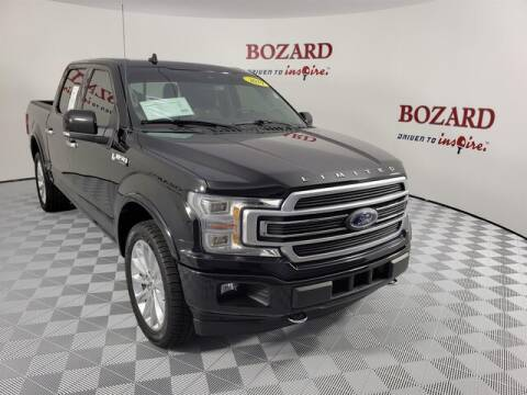 2019 Ford F-150 for sale at BOZARD FORD Lincoln in Saint Augustine FL