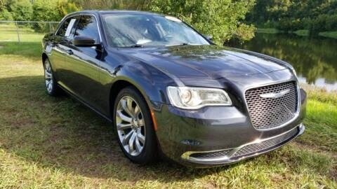 2019 Chrysler 300 for sale at BOZARD FORD Lincoln in Saint Augustine FL