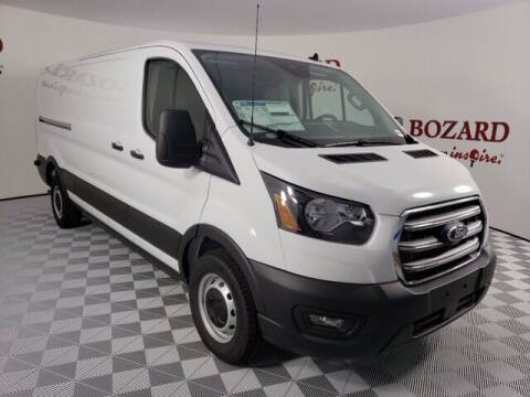 2020 Ford Transit Cargo for sale at BOZARD FORD Lincoln in Saint Augustine FL